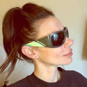 NWT! Missoni Vintage Square Sunglasses